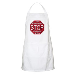 Stop Spamming Me Apron