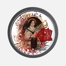 St. Therese Wall Clock