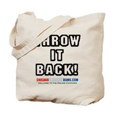 Throw It Back Tote Bag