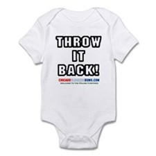 Throw It Back Infant Bodysuit