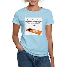 Dreams Like a Podcast Haiku T-Shirt