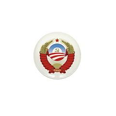 USSA [coat of arms] Mini Button