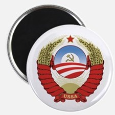 USSA [coat of arms] Magnet