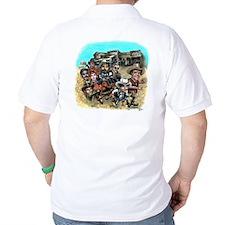 GUNSMOKE 55th Official T-Shirt
