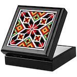 Folk Design 2 Keepsake Box