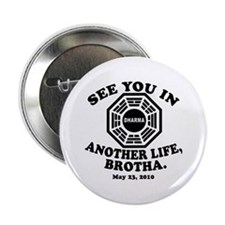 "FINALE of LOST Commemorative 2.25"" Button"