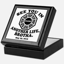 FINALE of LOST Commemorative Keepsake Box