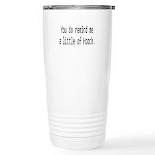 Kate Beckett You Do Remind Me Ceramic Travel Mug