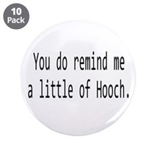 "Kate Beckett You Do Remind Me 3.5"" Button (10"
