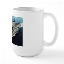 USS Essex LHD 2 Mug