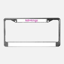 So cal License Plate Frame