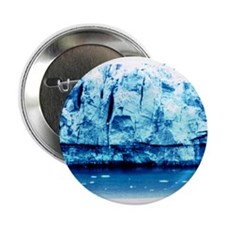 """Indian Ice Sculpture 2.25"""" Button (10 pack)"""