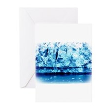Indian Ice Sculpture Greeting Cards (Pk of 10)