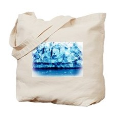 Indian Ice Sculpture Tote Bag