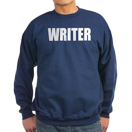"""Castle """"WRITER"""" Sweatshirt (dark)"""