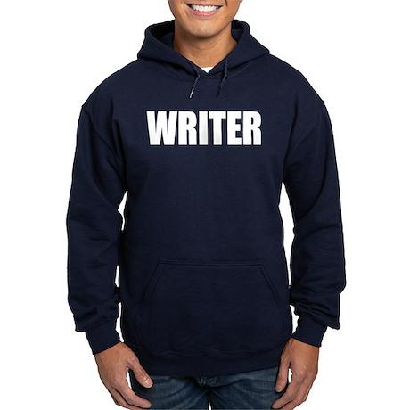 """Castle """"WRITER"""" Hoodie (dark)"""