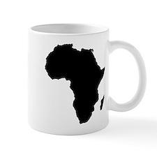 African Continent Mug