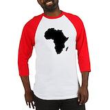 Africa Baseball Tee