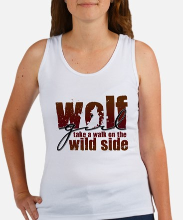 Wild Side Women's Tank Top