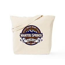 Manitou Springs Vibrant Tote Bag