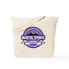 Manitou Springs Purple Tote Bag