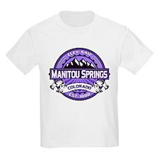 Manitou Springs Purple T-Shirt
