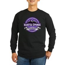 Manitou Springs Purple T