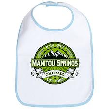 Manitou Springs Green Bib