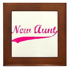 New Aunt Framed Tile