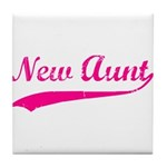 New Aunt Tile Coaster