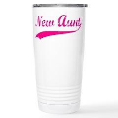 New Aunt Travel Mug