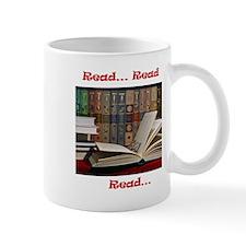 Read Read Read Mug