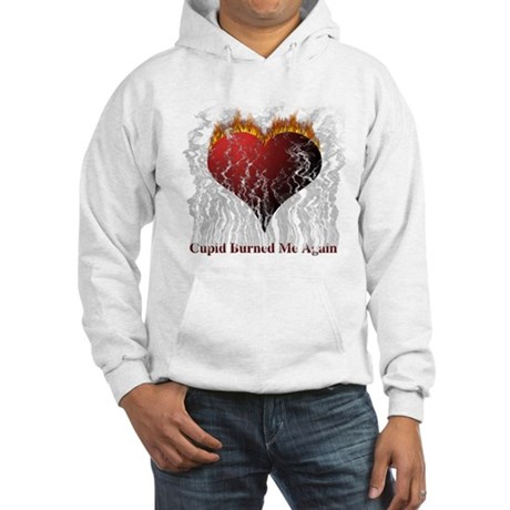 Cupid Burn Hooded Sweatshirt