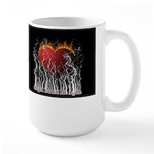 Cupid Burn Mug