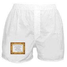Censorship Boxer Shorts