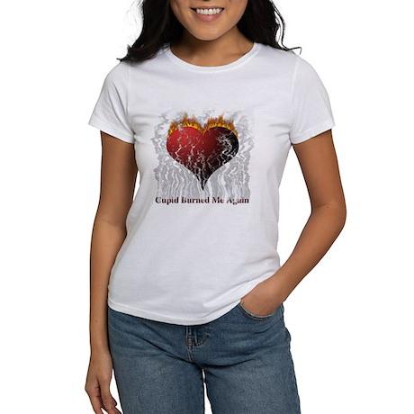 Cupid Burn Women's T-Shirt