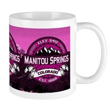 Manitou Springs Small Mug
