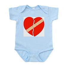 Bandaide Love Infant Creeper