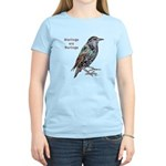 Starlings Are Darlings Women's Light T-Shirt