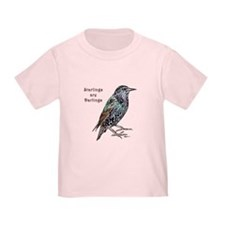 Starlings Are Darlings T