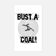 "Bowdrill ""Bust a Coal"" Decal"