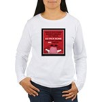 Mom Money Tree Women's Long Sleeve T-Shirt