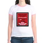 Mom Money Tree Jr. Ringer T-Shirt
