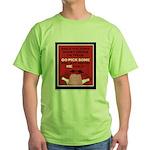 Mom Money Tree Green T-Shirt