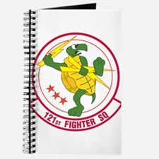 121st Fighter Squadron Journal
