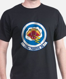 170th Fighter Squadron T-Shirt