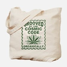 Grooved by the Code Tote Bag
