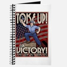 Toke Up! Journal