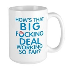 Big Fing Deal Mug