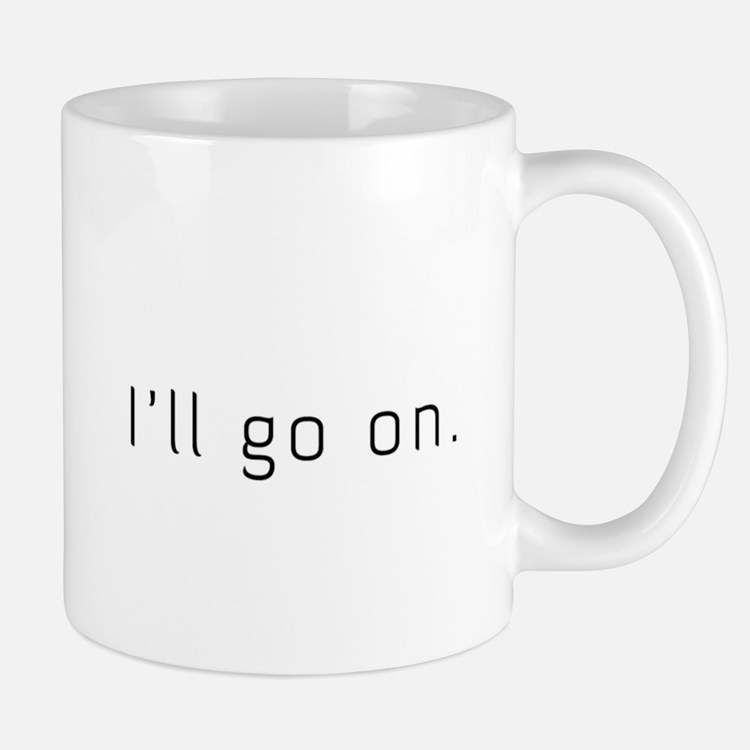 Unnamable Mug